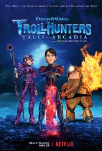 [Netflix] Trollhunters: Tales of Arcadia โทรลฮันเตอร์ ตำนานแห่งอาร์เคเดียร์ Season 1-3 พากย์ไทย